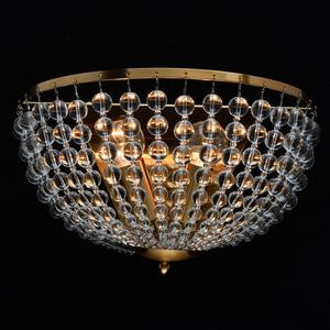 Lampă de perete Venezia Crystal 2 Brass - 111023002 small 1