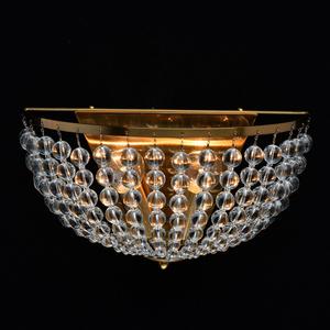 Lampă de perete Venezia Crystal 2 Brass - 111023002 small 2
