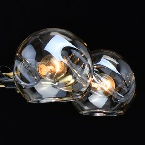 Lampa suspendată Hamburg Megapolis 5 Negru - 605012805 small 7