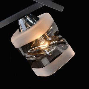 Lampă cu pandantiv Olympia Megapolis 8 Gri - 638016008 small 6