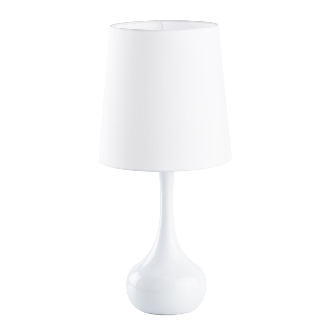 Salon Elegance 1 Lampa de masă albă - 415033701