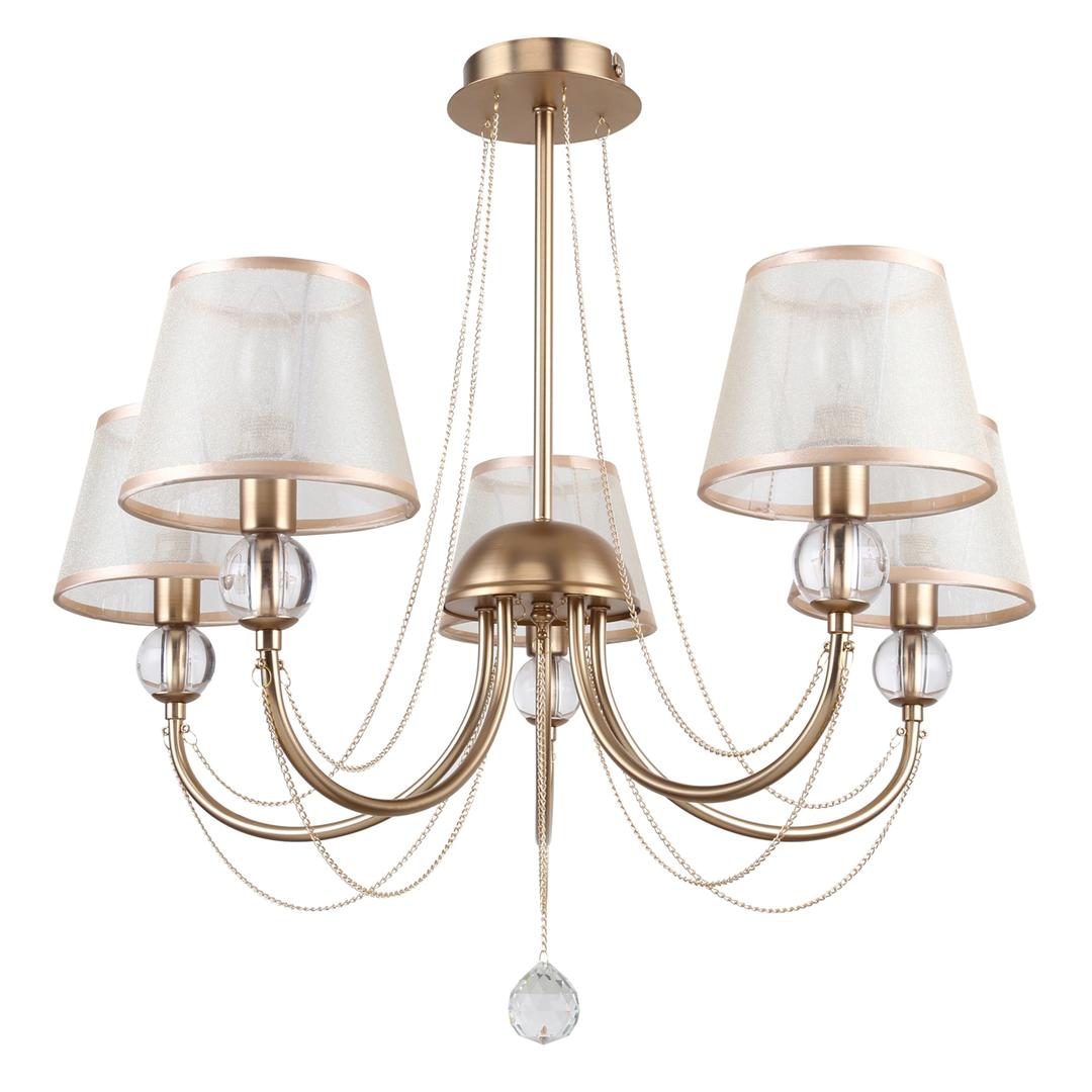 Lampa suspendată Federica Elegance 5 Gold - 684011505