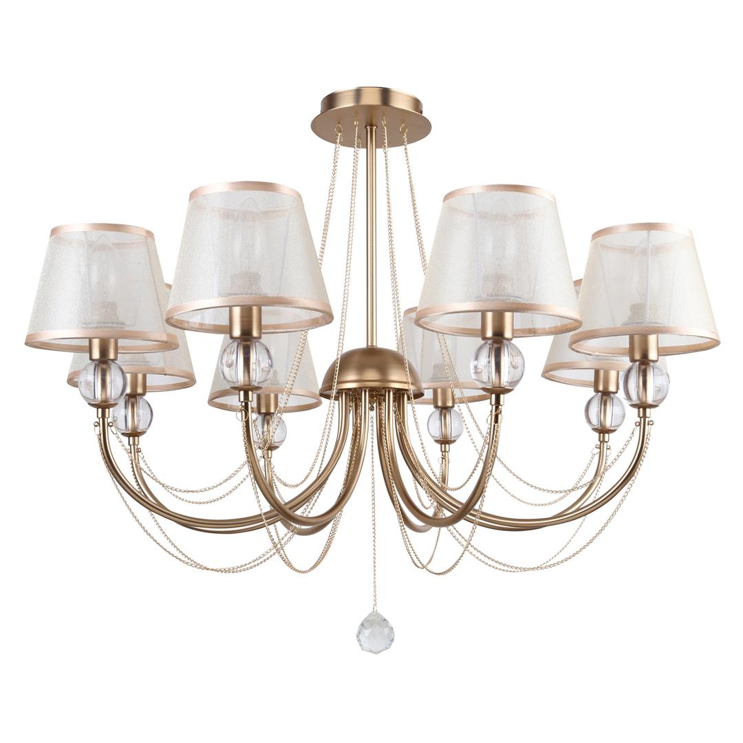 Lampa suspendată Federica Elegance 8 Aur - 684011608