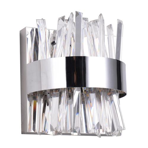 Lampa de perete Adelard Crystal 24 Chrome - 642024401