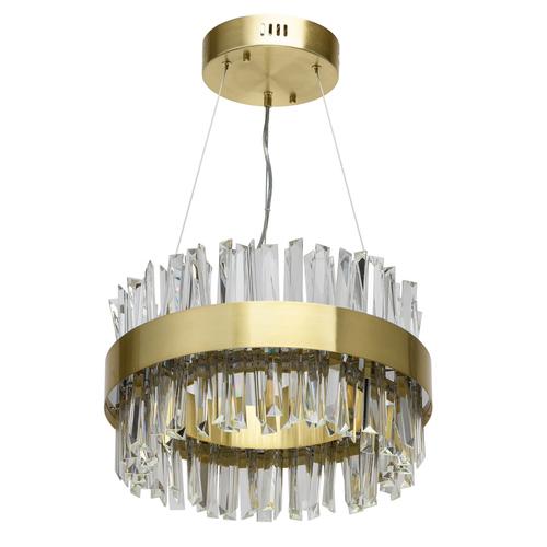 Lampa suspendată Adelard Crystal 55 Gold - 642014801