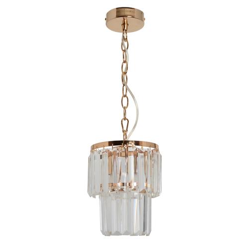 Lampa cu pandantiv Adelard Crystal 1 - 642014301