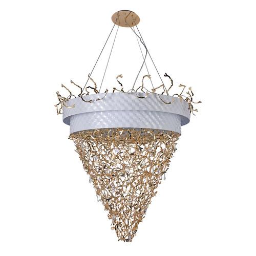 Lampa suspendată Carmen Megapolis 32 Alb - 394011432