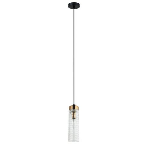 Lampa suspendată Fusion Megapolis 1 Brass - 392018201