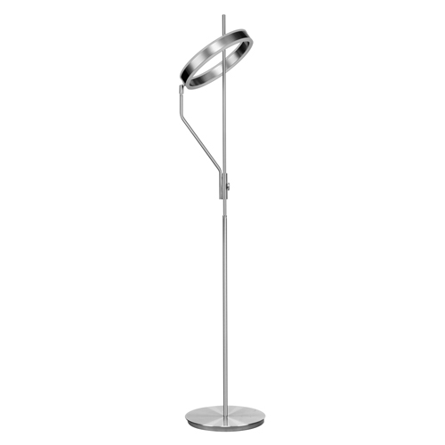 Lampa de podea Galaxy Hi-Tech 2 Chrome - 632046402