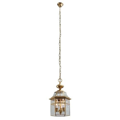 Lampă cu pandantiv exterior Corso Street 3 Brass - 802010303