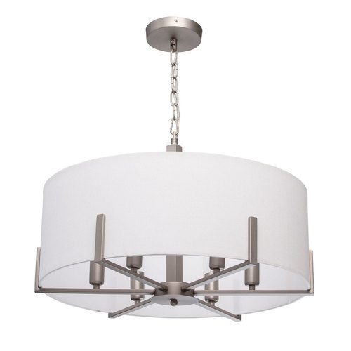 Lampa suspendată Daphne Megapolis 6 Grey - 453011906
