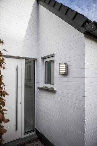Lampă de exterior cu senzor de mișcare Lutec FARELL