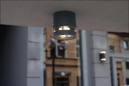 Lampa de plafon exterior Lutec FOCUS