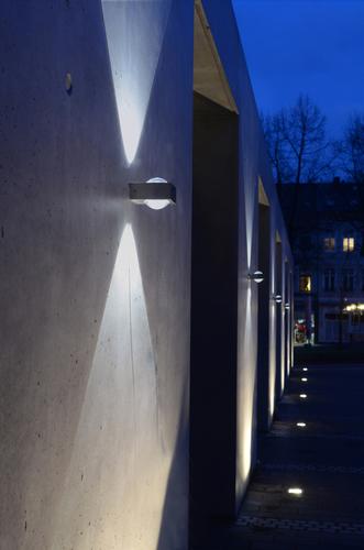 Lampa de exterior Lutec CRYSTAL