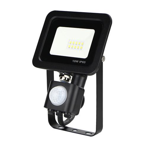 Lampa de inundare LED ZeXt cu senzor de mișcare