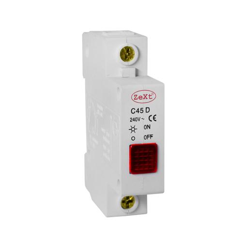 Semnalizator roșu C45D
