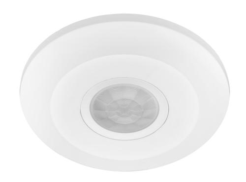 Senzor de mișcare 2000W 360 ° alb