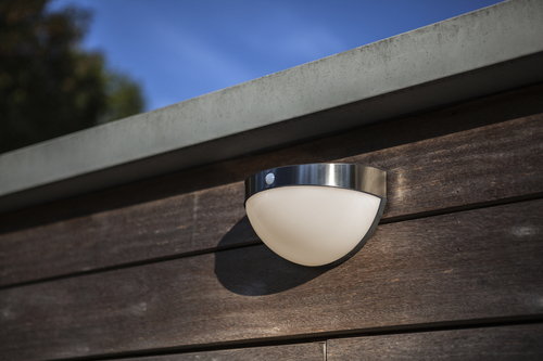 Lampă de exterior pentru exterior cu senzor de mișcare Lutec BUBBLE