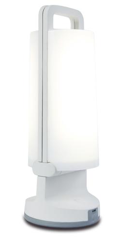 Lampa de masă solară Lutec DRAGONFLY