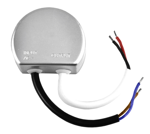 Alimentare LED 12V IP65 rotundă 10W