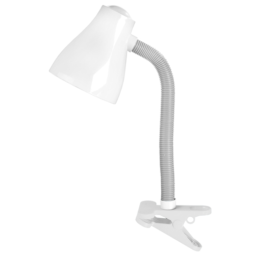 Lampa de birou MIA 15W E30 Alb