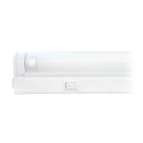 Corp de iluminat fluorescent -T5 16W 65,8 cm - 2700k