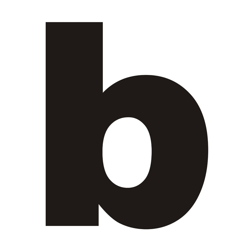 Scrisoare pe casa b negru