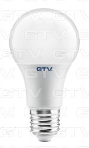 Bec LED GTV E27 A60 10 W 840 lm EMPTY 60W A + small 0