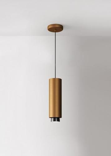 Lampa suspendată Fabbian Claque F43 20W 30cm - Bronz - F43 A06 76