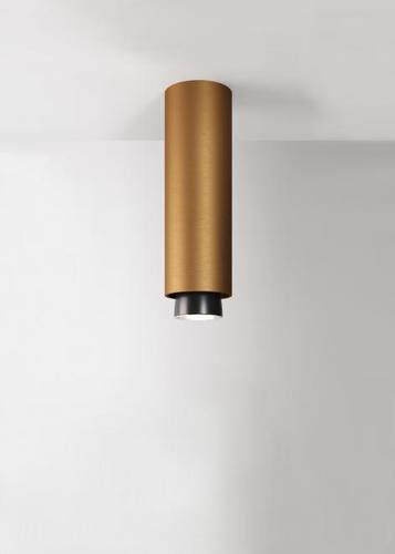 Spotlight Fabbian Claque F43 20W 30cm - Bronz - F43 E05 76