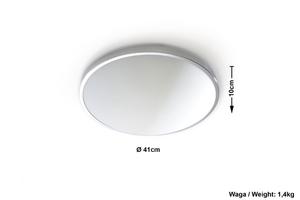Plafonul SOLAR 40 crom small 3