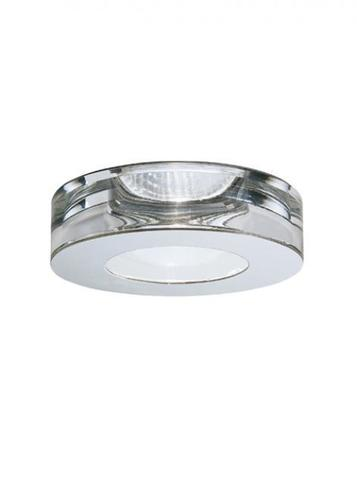 Fabbti Faretti D27 10W LED ochi - Oțel lustruit - D27 F44 35
