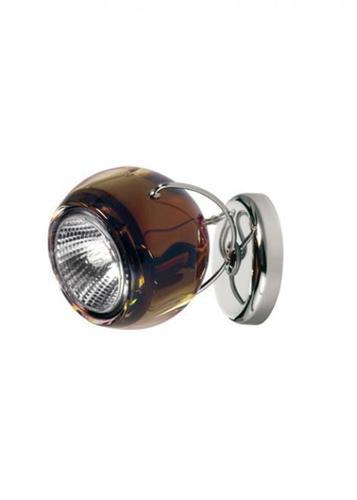 Lampă de perete Fabbian Beluga Culoare D57 7W - cupru - D57 G13 41