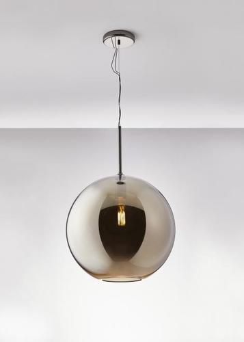 Lampa suspendată Fabbian Beluga Royal D57 22W 40cm - Titan - D57 A61 34