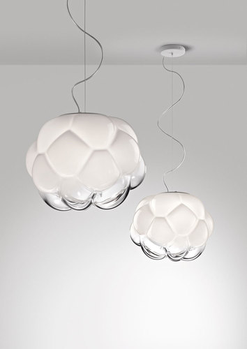 Lampa suspendată Fabbian Cloudy F21 40cm - F21 A05 71