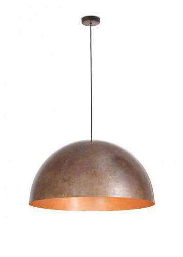 Lampa suspendată Fabbian Oru F25 80cm - cupru - F25 A08 41