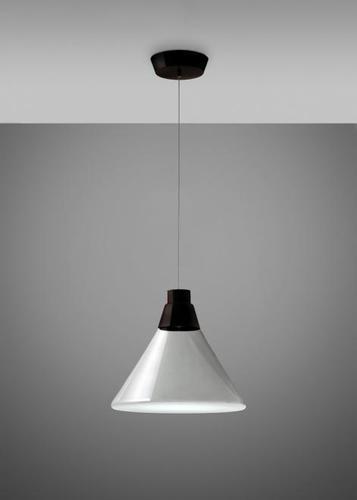 Lampa suspendată Fabbian Polair F36 10W Black headliner - F36 A01 00