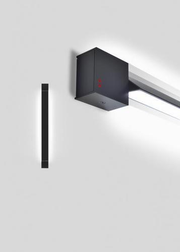 Lampă de perete Fabbian Pivot F39 23W 2700K - Antracit - F39 G02 21