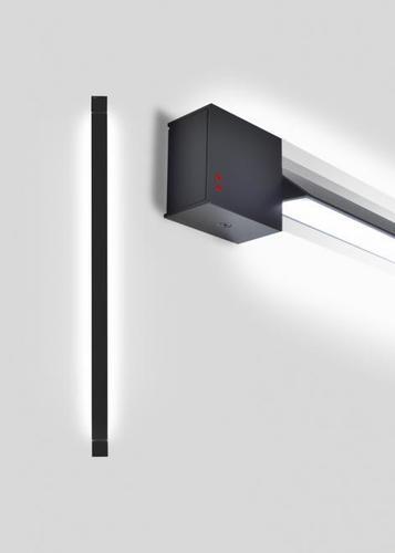 Lampă de perete Fabbian Pivot F39 46W 2700K - Antracit - F39 G04 21