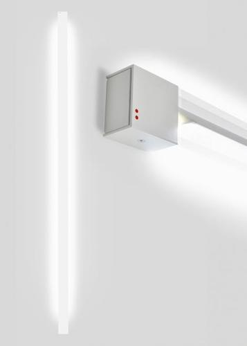 Lampă de perete Fabbian Pivot F39 70W 3000K - Alb - F39 G05 01