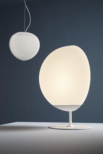 Lampă de masă Fabbian Fruitfull F51 14W 22cm 2700K - Alb - F51 B02 01