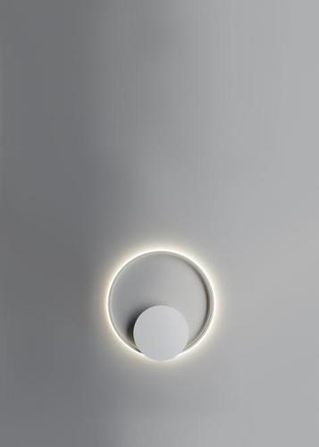 Lampă de perete Fabbian Olympic F45 45W 60.2cm 2700K - Alb - F45 G02 01