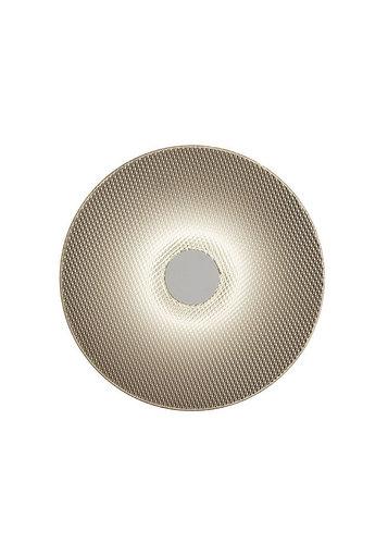 Lampă de perete Fabbian Spin-bo F54 17W - Gri deschis - F54 D01 76