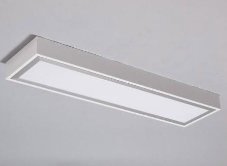 Lumină pentru tavane suspendate Aga Light PLUS 2X18W TOPAZ
