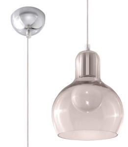 Lampa suspendată din grafit CARLA small 0