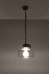 Lampa suspendată MARINA grafi small 2