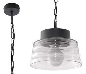 Lampa suspendată MARINA grafi small 0