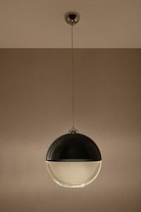 Lampa suspendată GINO negru small 2