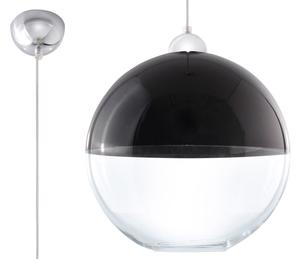 Lampa suspendată GINO negru small 0