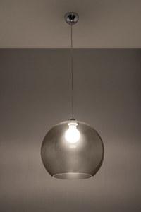 Lampă cu pandantiv din grafit MARCO small 2